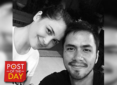 Kristine Hermosa announces pregnancy on April Fools' Day
