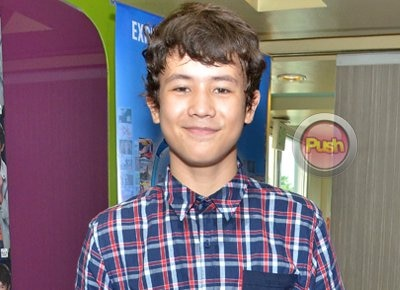 JK Labajo comments on rumored competition between him and Darren Espanto