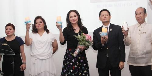 ABS-CBN's Charo Santos-Concio Rotary Peace Awardee of 2016