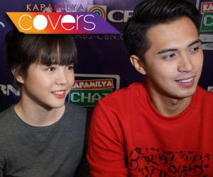 """WATCH: Janella Salvador and Marlo Mortel cover Charlie Puth's """"We Don't Talk Anymore"""""""