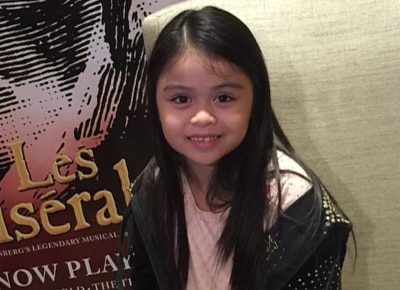 Esang of 'The Voice Kids PH' joins 'Les Miserables' Manila run