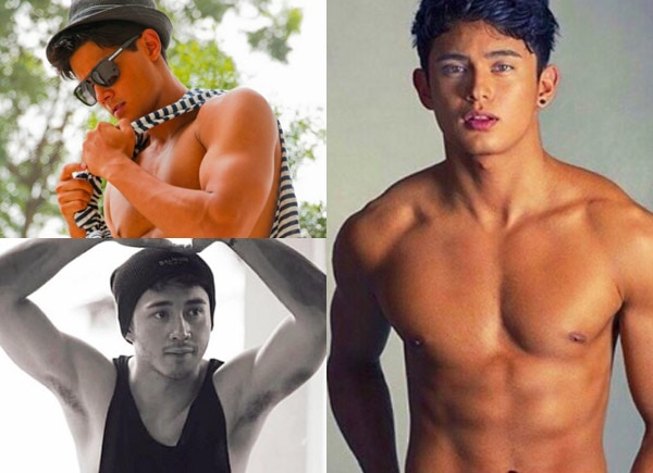 24 hottest male celebs this summer