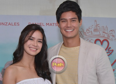 Daniel Matsunaga and Erich Gonzales to star in their first movie together