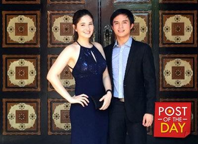 Japoy Lizardo is engaged to Janice Lagman