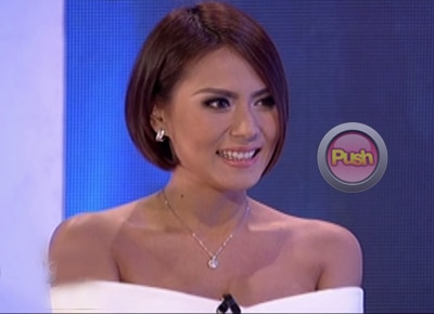 Bianca Manalo is a proud sister to Bb. Pilipinas candidate Nicole Manalo