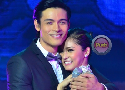 What's Xian Lim's pre-birthday gift for Kim Chiu?