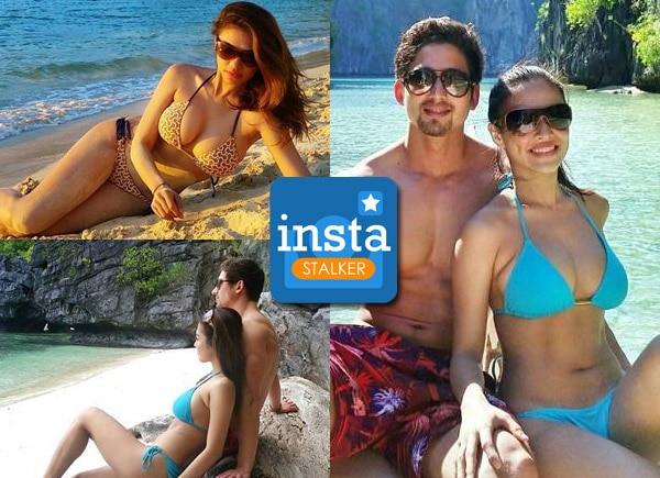 Bangs Garcia's Bikini Summer