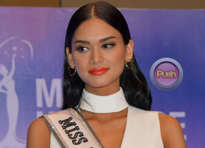 What's next for Pia Wurtzbach after Binibining Pilipinas coronation night?
