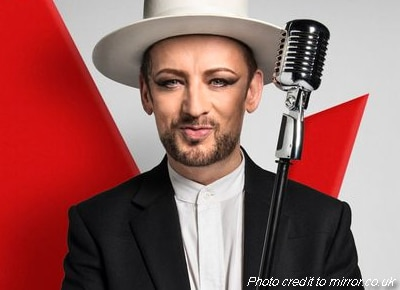 Boy George and Culture Club are excited about their first Philippine concert