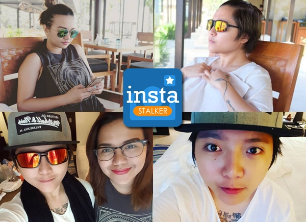 Charice and Alyssa enjoy Bali, Indonesia