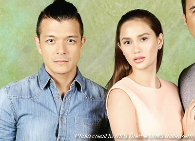 Arci Muñoz admits she was star struck meeting Jericho Rosales for the first time