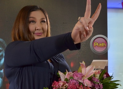 Sharon Cuneta supports Sarah Geronimo: 'It's time for her to do what she really wants'