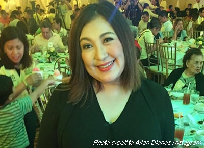 Sharon Cuneta loses 36 pounds