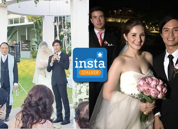 Japoy Lizardo weds Janice Lagman