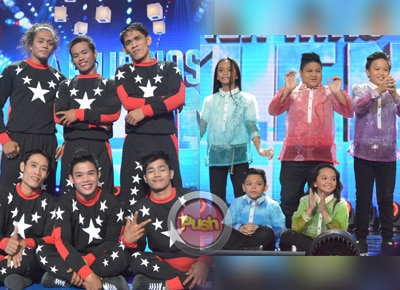 Kiddie rock band and acrobats become 9th and 10th grand finalists of Pilipinas Got Talent