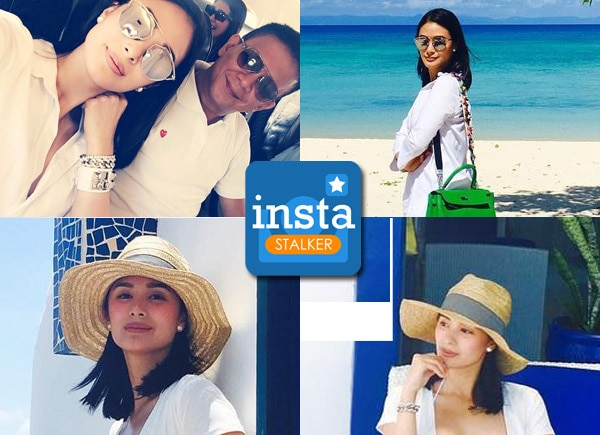 Chiz Escudero and Heart Evangelista spend quality time in Balesin