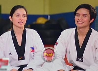 How did Japoy Lizardo and wife Janice Lagman meet?