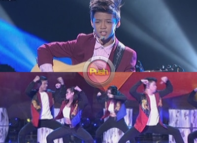 Singer Kurt Philip Espiritu and Power Impact Dancers complete PGT season 5's 12 grand finalists