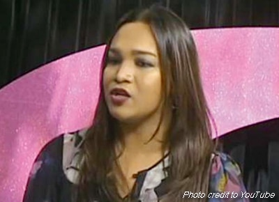 Pinoy transgender Angel Bonilla to compete in International Pop Music Festival in Europe