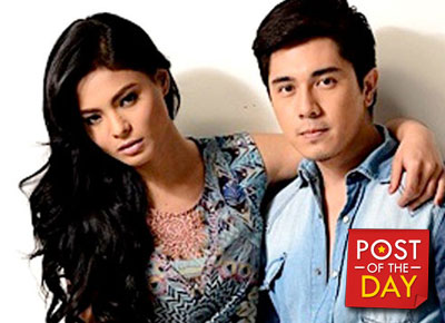 Is there a brewing romance between Lovi Poe and Paulo Avelino?