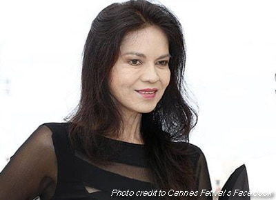 Maria Isabel Lopez denies planning to be a 'scene stealer' at Cannes 2016
