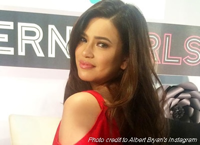 Denise Laurel explains why her wedding to Sol Mercado has been postponed
