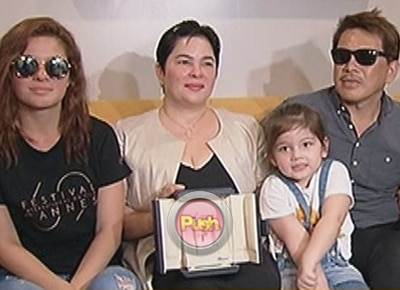 Jaclyn Jose shares the importance of family in her win at the Cannes Film Festival