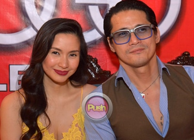 Robin Padilla and Mariel Rodriguez share early pregnancy stories