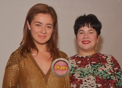 Andi Eigenmann on Jaclyn Jose: 'I dream to be like you someday'
