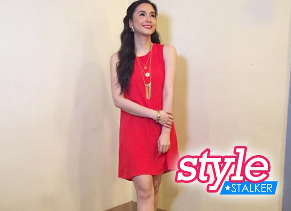 StyleStalker: Stylish mom-to-be Mariel Rodriguez shows off her baby bump