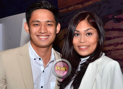 Garie Concepcion surprised with Michael Pangilinan's admission they are a couple