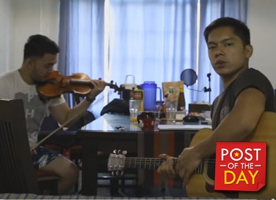 WATCH: See a different side of Carlo Aquino