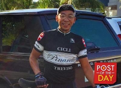 Kim Atienza grateful for surviving bike crash