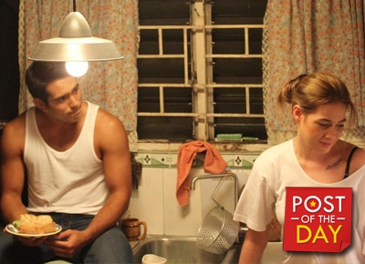 Bea Alonzo and Gerald Anderson begin filming their movie