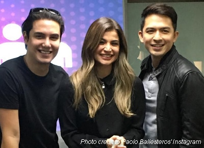 Anne Curtis teams up with Dennis Trillo and Paolo Ballesteros for new romcom