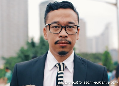 Jason Magbanua announces projects he will be doing for free