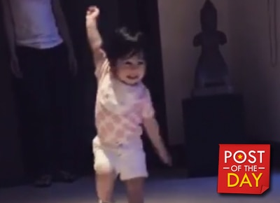 WATCH: Snow Belo's cute video will surely make your day
