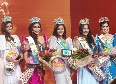 Imelda Schweighart crowned Miss Earth Philippines 2016