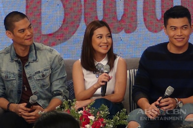 PHOTOS: Magandang Buhay with Kyla, JayR and Daryl Ong