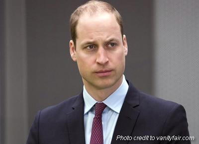 Prince William graces the cover of gay magazine