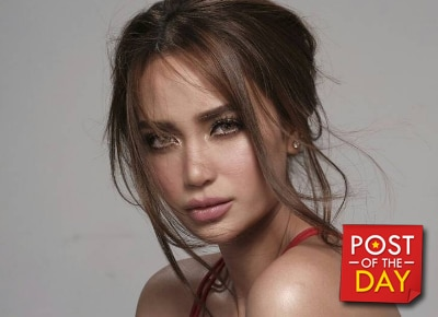 Arci Munoz's new hairstyle sets internet abuzz