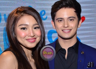 Nadine Lustre reacts on her and James Reid being given strict security measures