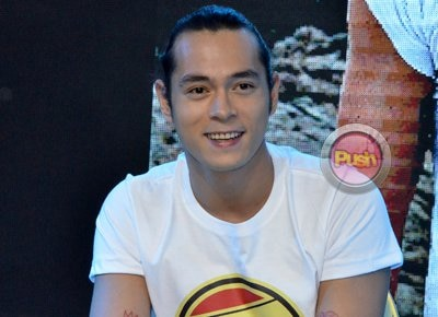 Jake Cuenca reacts to being called 'OA'