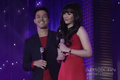 #GabiNgPangarap: Born For You's ElNella serenades ABS-CBN Trade Event audience