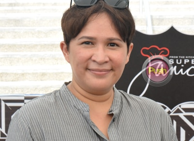 Janice de Belen reacts to praise that her indie performance is award-worthy.
