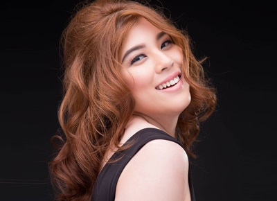 Teen opera singer Gabri Panlilio represents the country at the ChildAid Asia music festival