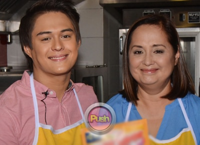 EXCLUSIVE: Enrique Gil's mom Bambi says she approves of Liza Soberano