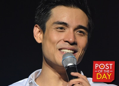 Xian Lim gives thanks for the success of his first major concert