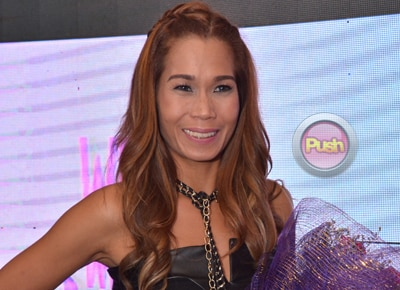 Is Pokwang open to communicating with her daughter's dad?
