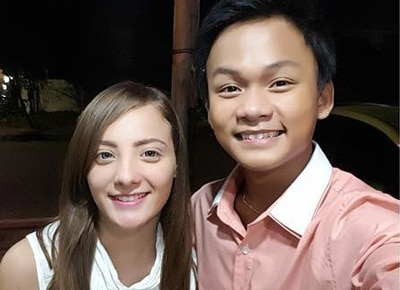 Buboy Villar plans to marry his American girlfriend next year